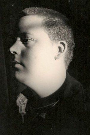 A self-portrait of John