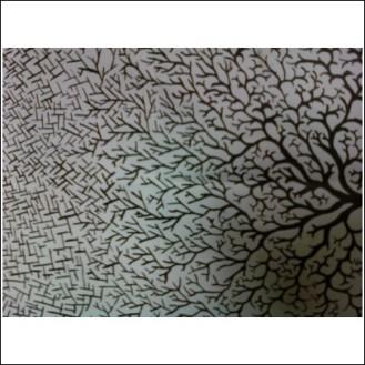 Johnny's tree art